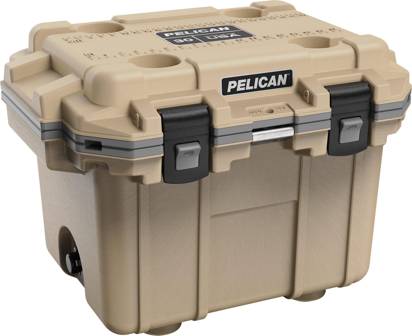 pelican 30qt overlanding outdoor cooler