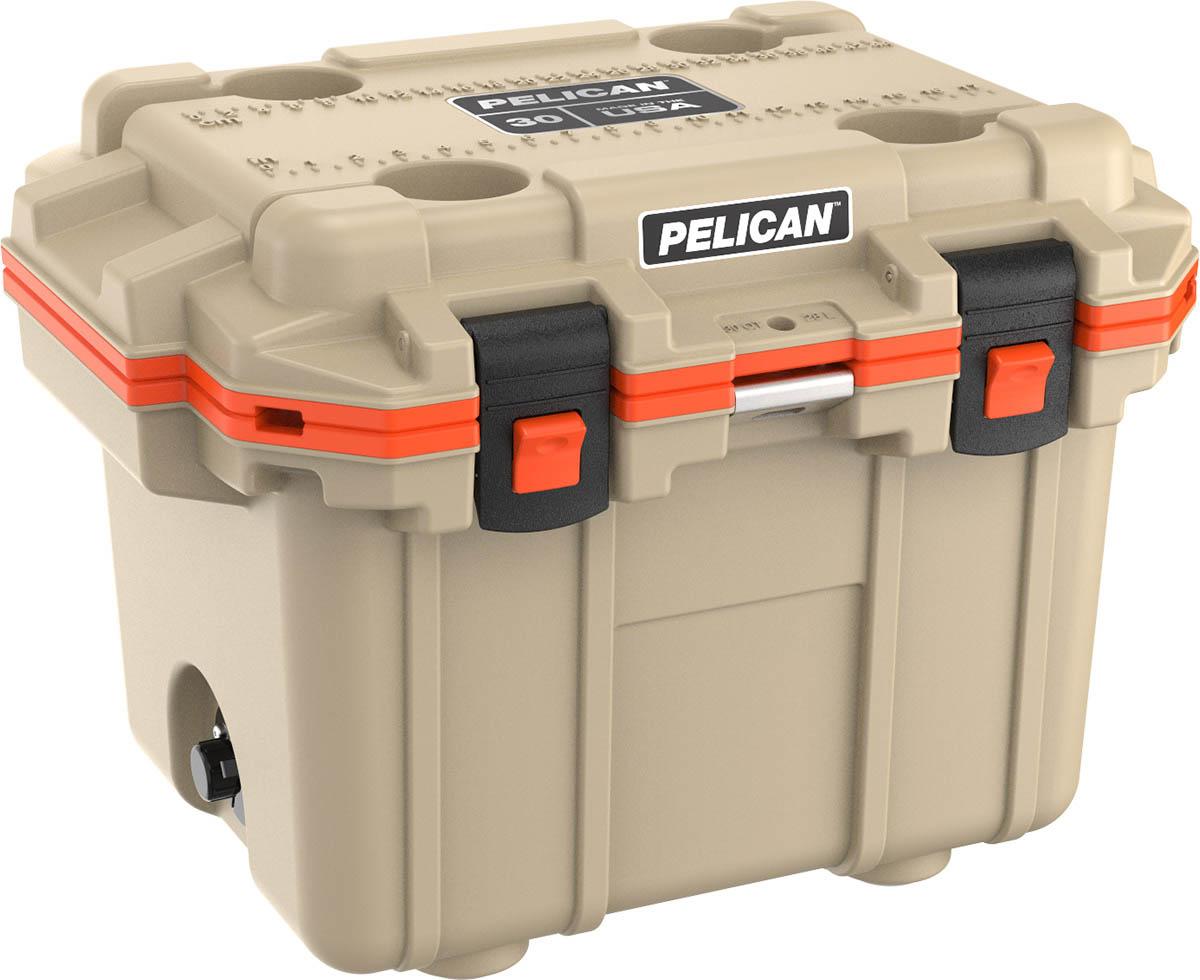 pelican camping coolers 30 quart cooler