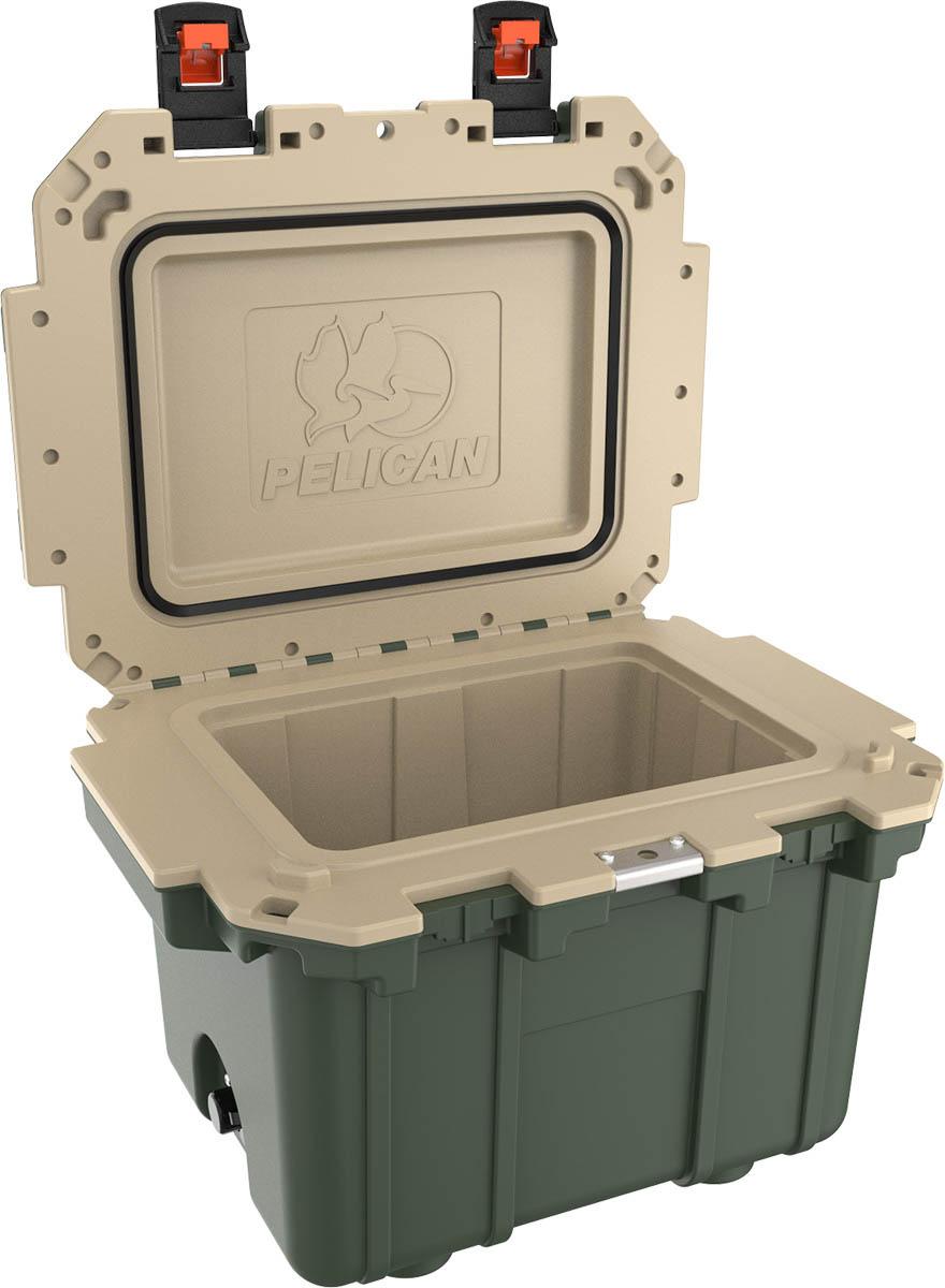 pelican outdoor cooler camping super cooler