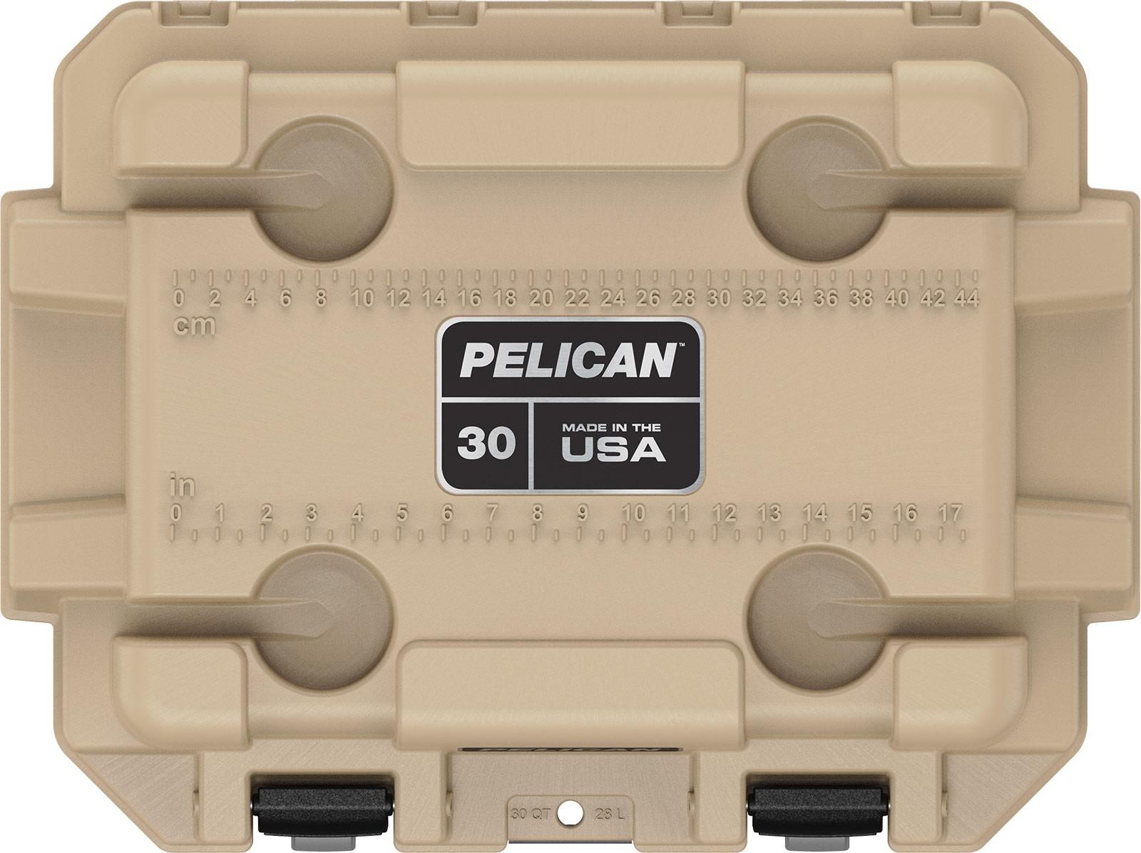 pelican outdoor coolers 30qt overland cooler