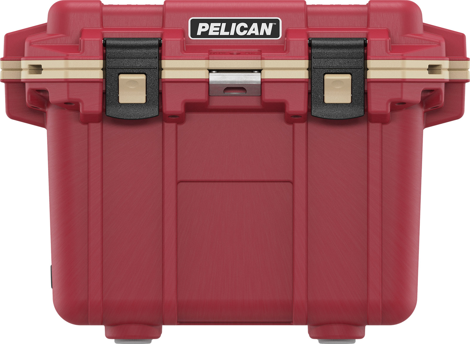 pelican red cooler 30qt overlanding coolers