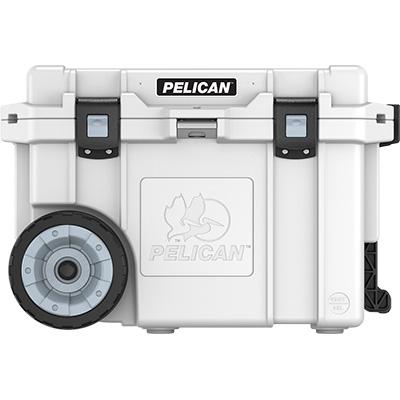 shop pelican 45qw buy 45 quart rolling cooler
