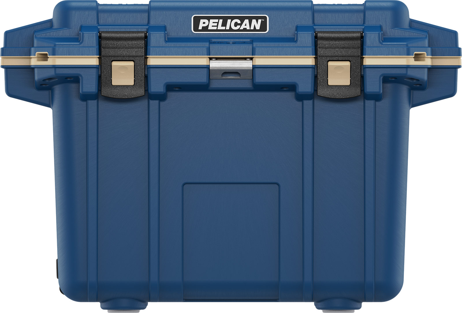 pelican blue overland coolers 50 quart cooler