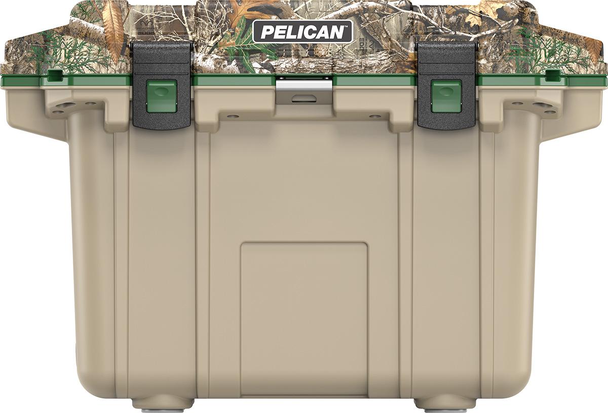 pelican realtree coolers 50qt real tree cooler
