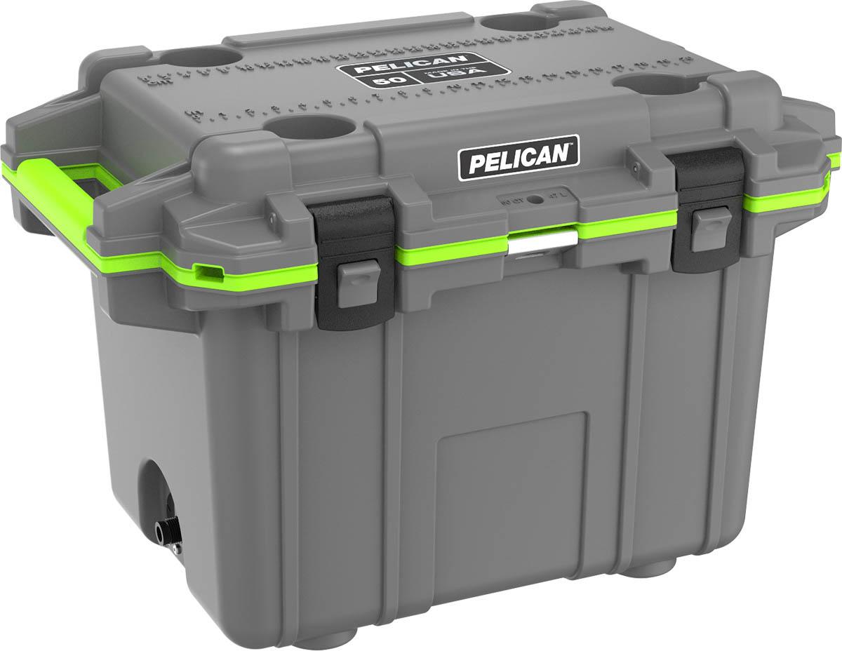pelican super cooler od green 50qt
