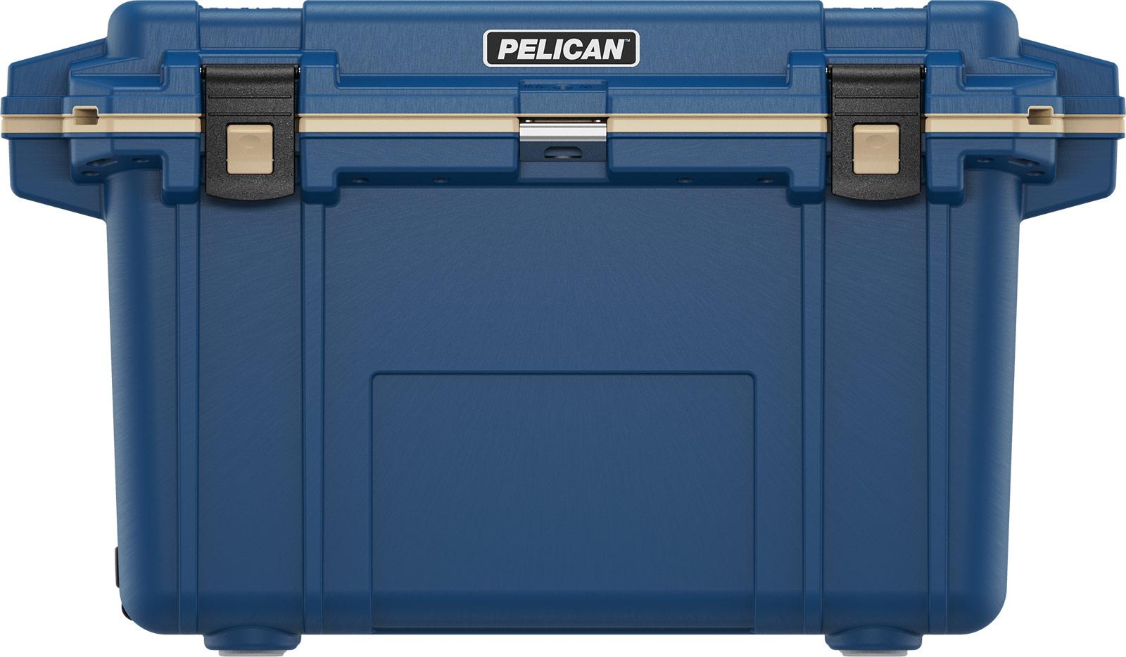 pelican blue cooler 70qt overland coolers