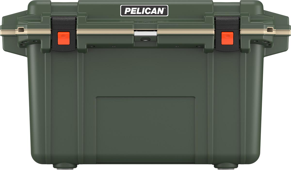 pelican od green outdoor hunting cooler