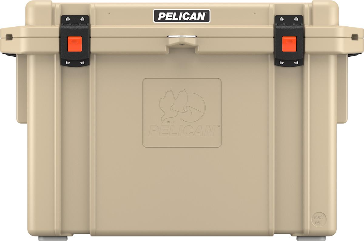 pelican tan hunting coolers hunt cooler