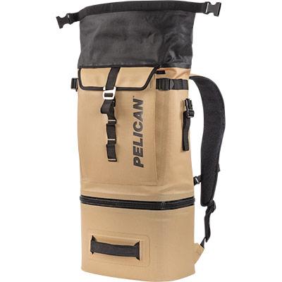 pelican dual storage backpack cooler