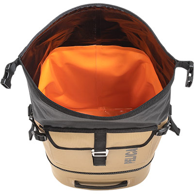 pelican insulated backpack cooler