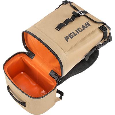 pelican leak resistant hiking backpack cooler