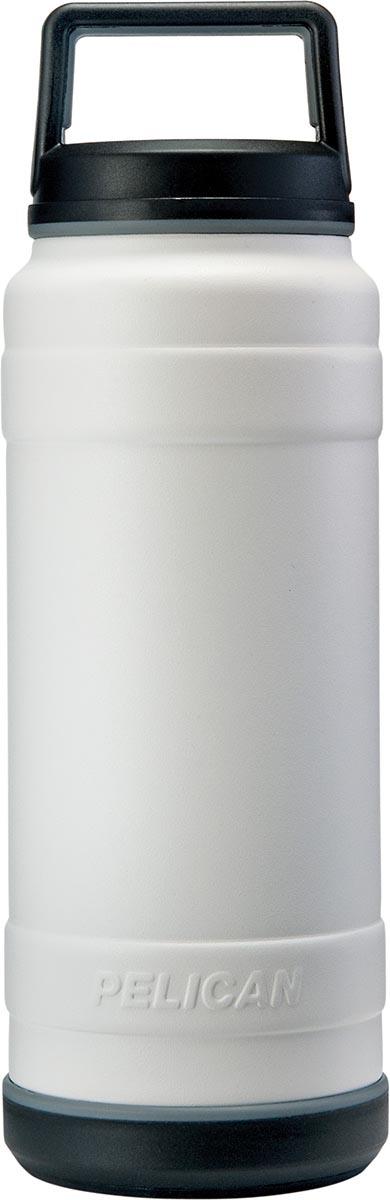 pelican bottle white stainless steel tumbler