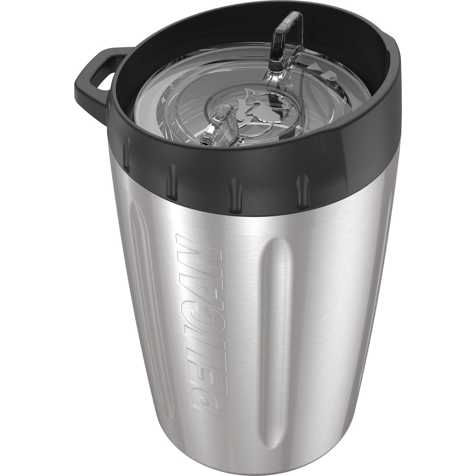 pelican drinkware extreme cold stainless tumbler