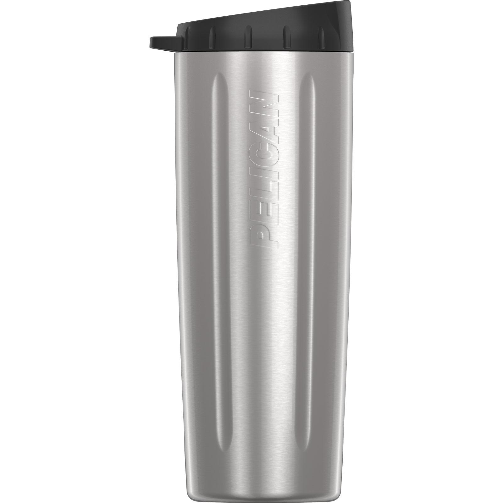 pelican stainless steel 22oz leakproof lid tumbler