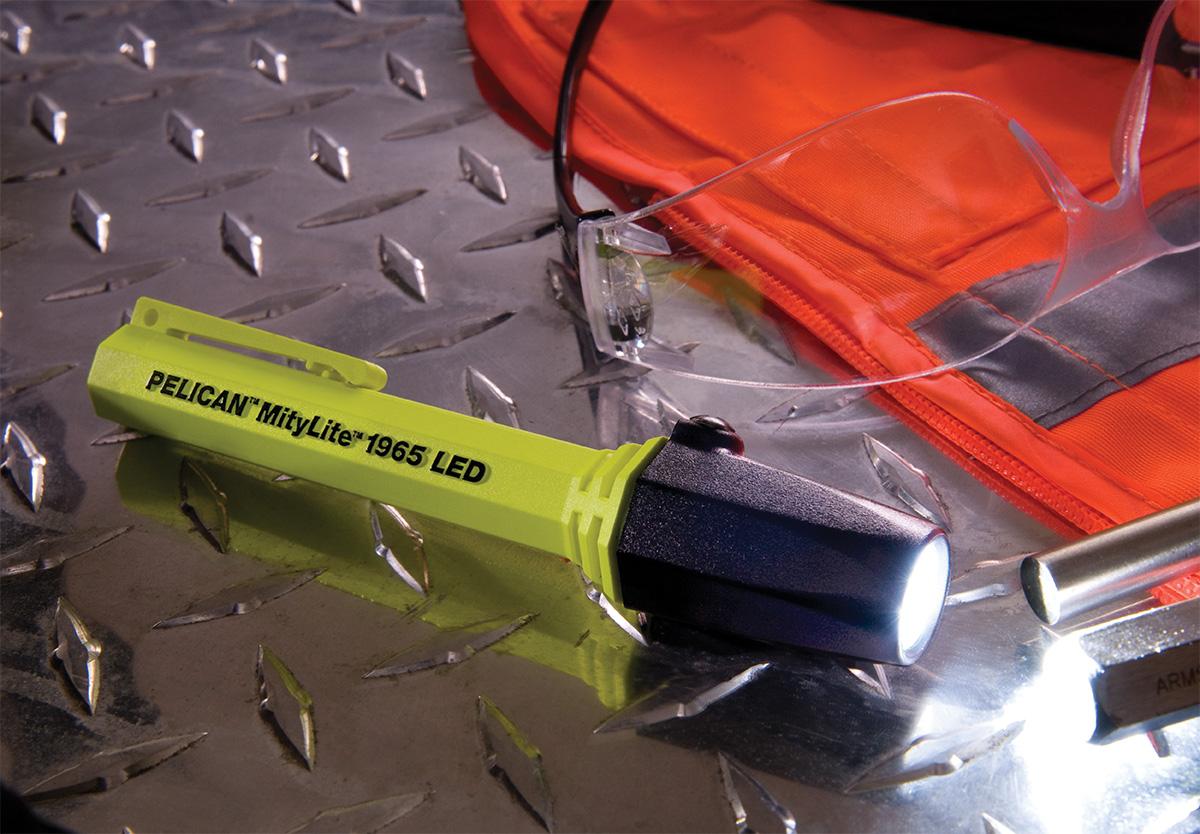 pelican highest lumens led safety flashlight