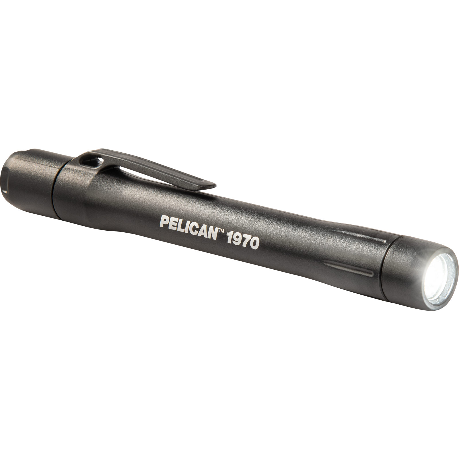 pelican led 1970 black flashlight