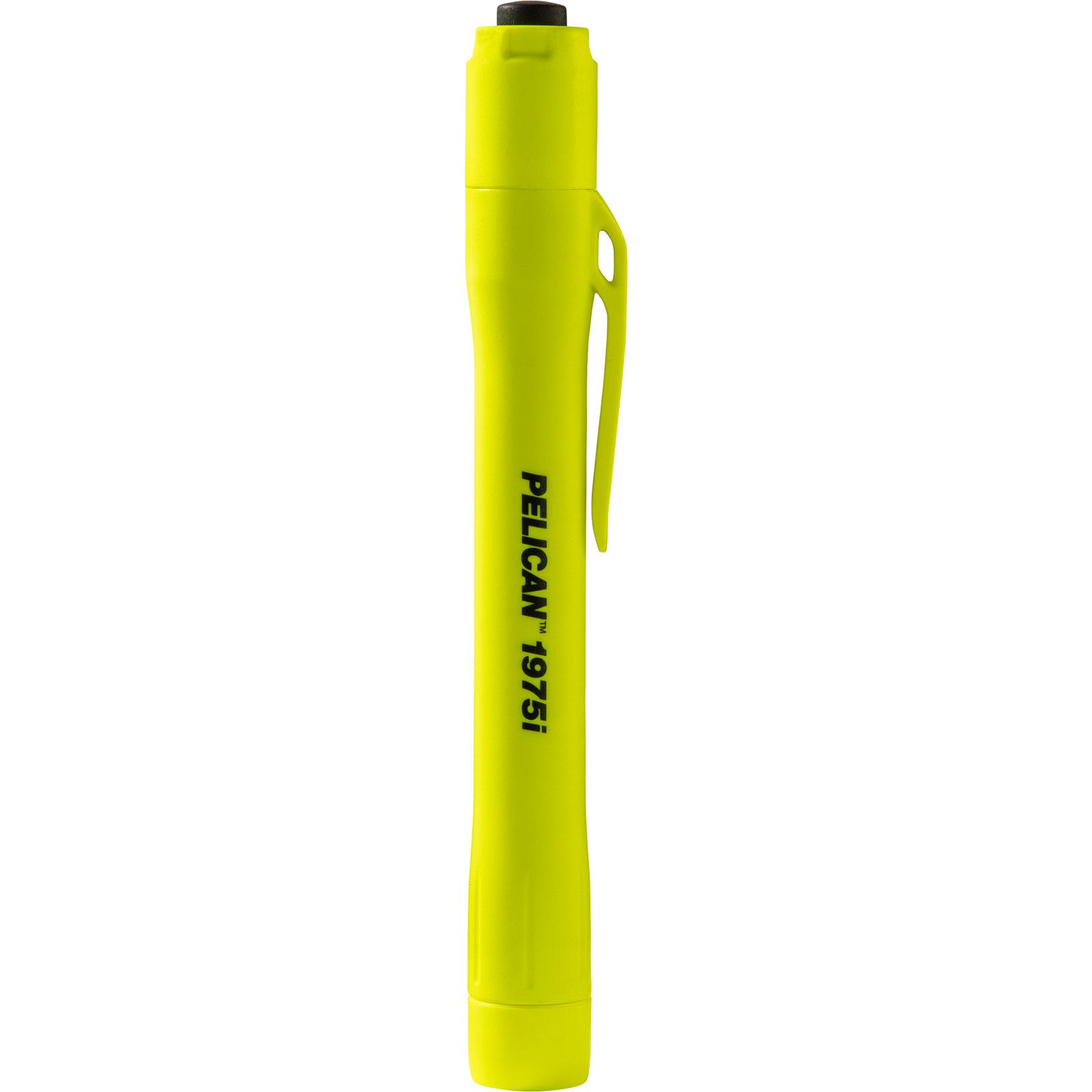 pelican flashlight 1975i safety pen light