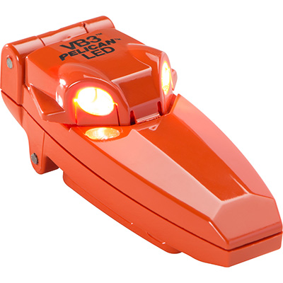 pelican 2220 police cop clip on led light