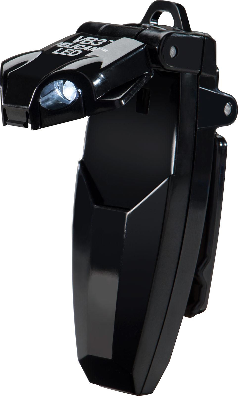 pelican vb3 2220 black clip light