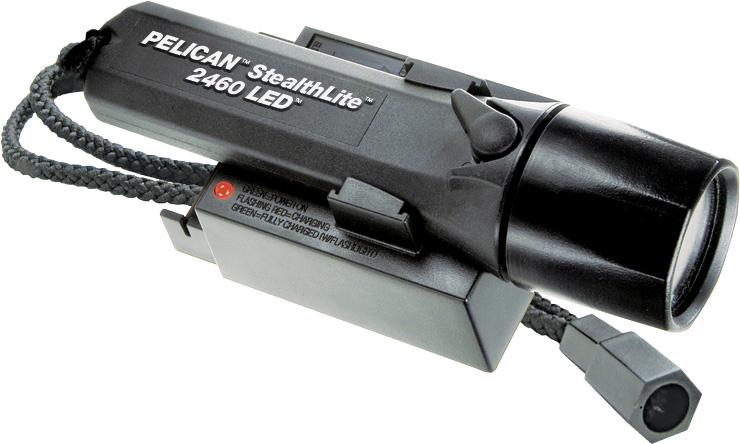 pelican 2460 rechargeable flashlight safety