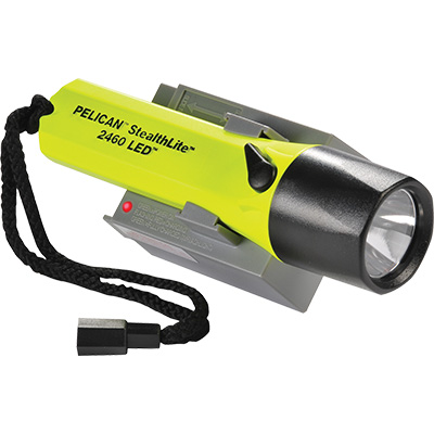 pelican 2460 stealthlite rechargeable light