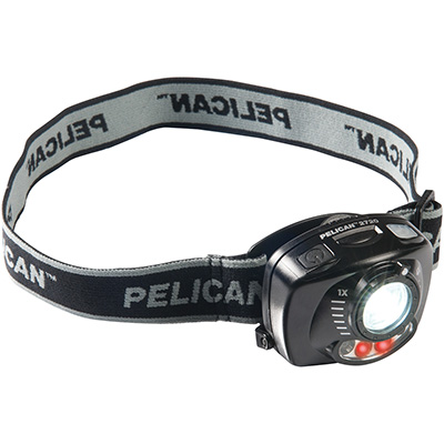 pelican 2720 red night vision led headlamp