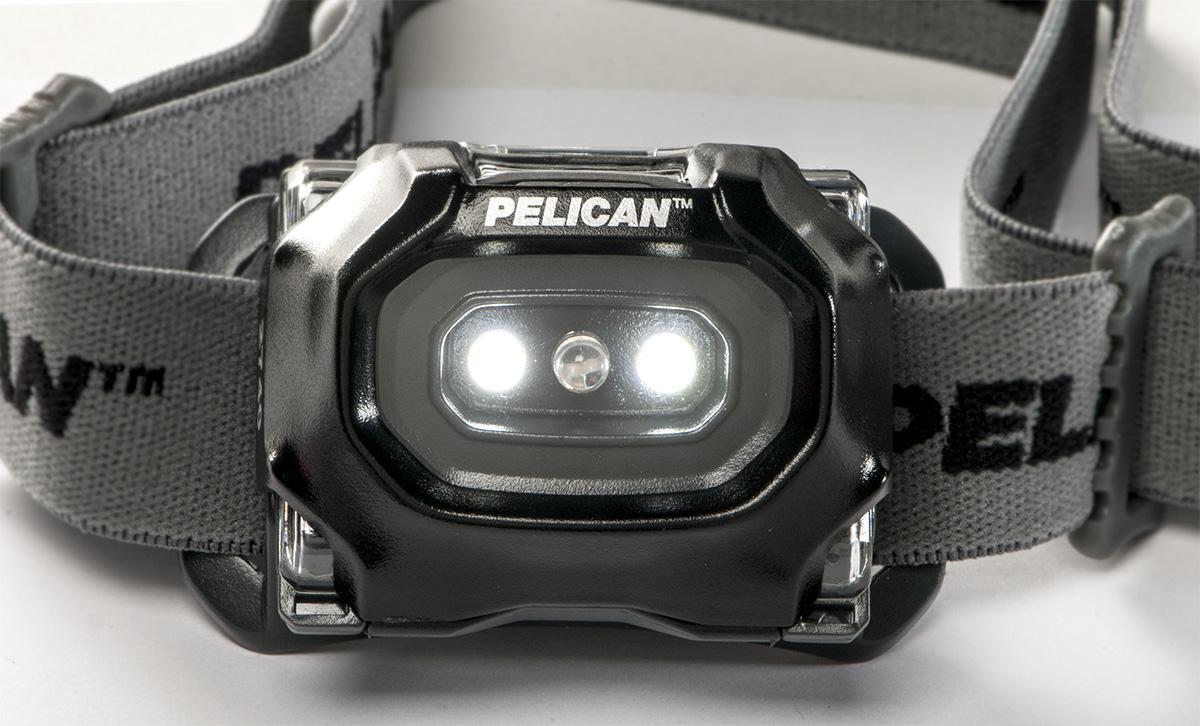 pelican brightest led head light lamp