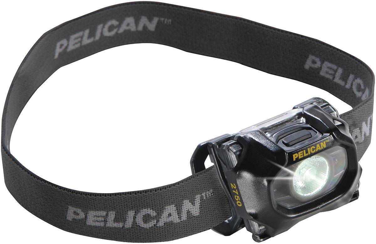 pelican super bright led spot light headlamp