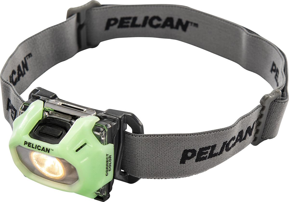 pelican headlamp 2750cc color correct