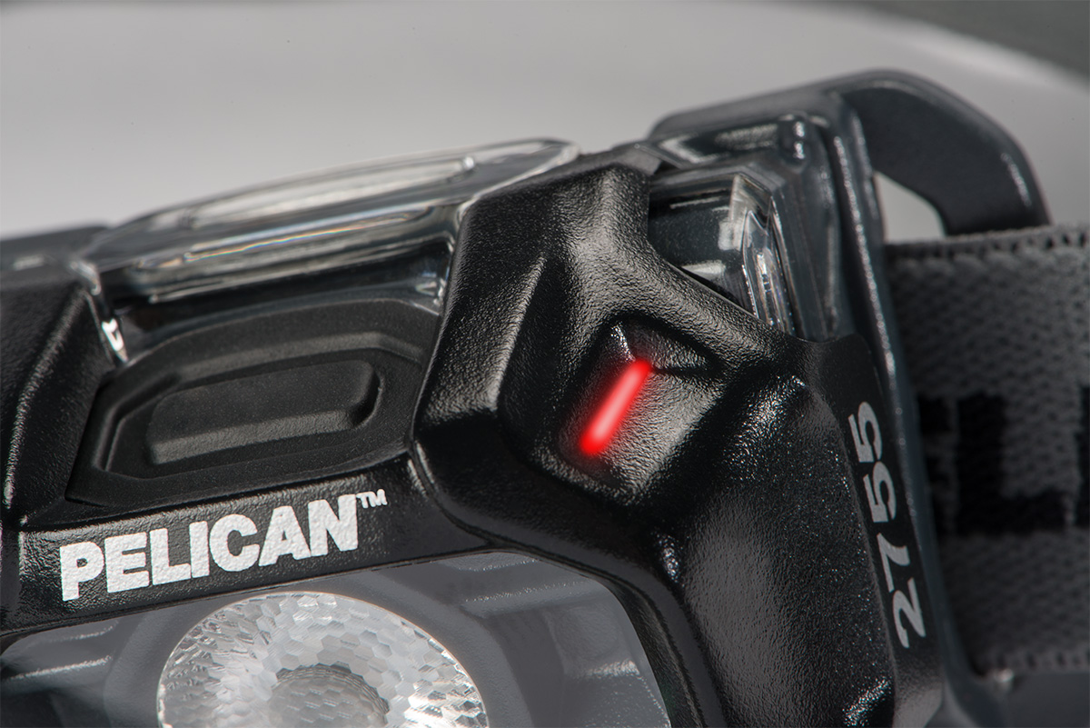 pelican safety certified led head light lamp