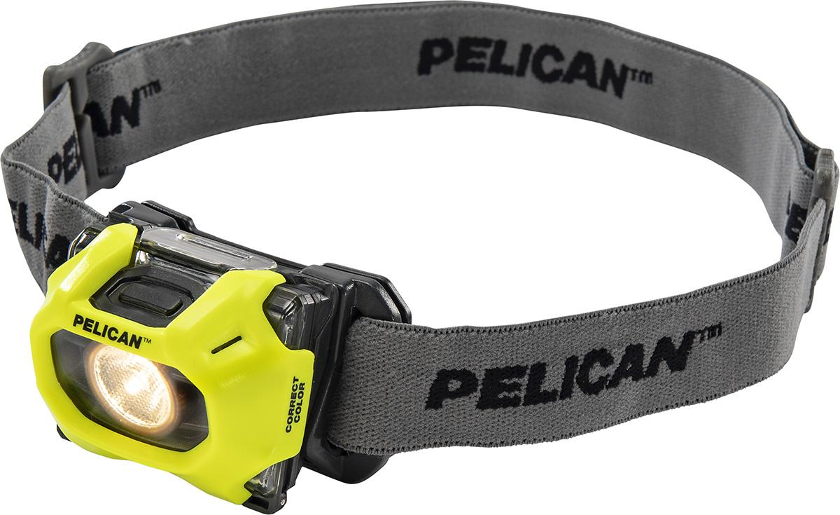 pelican 2755cc color safety headlamp light
