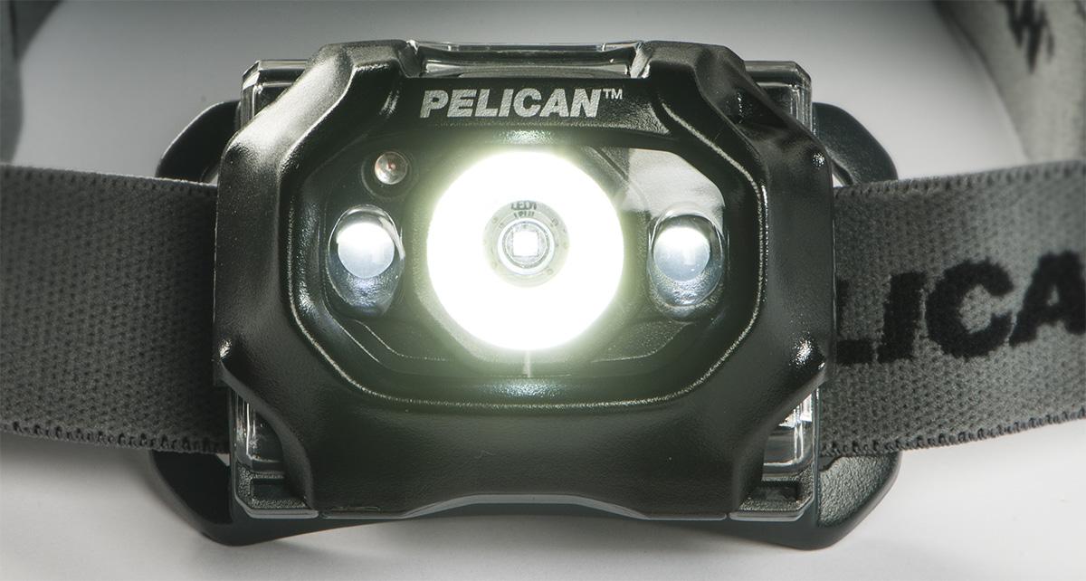 pelican brightest led downcast headlamp