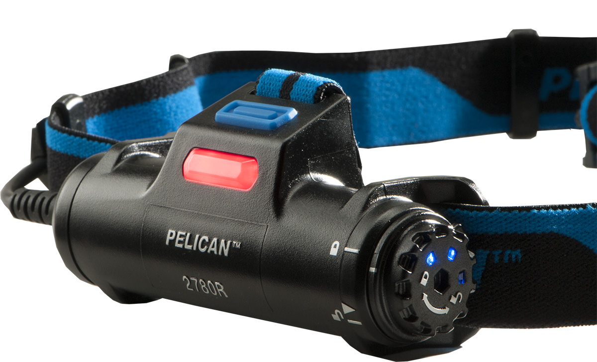 pelican bright rechargeable usb headlamp