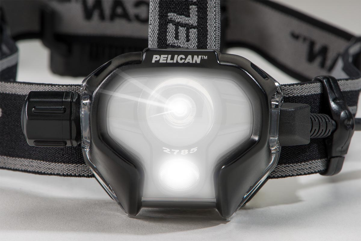 pelican led safety class division headlamp