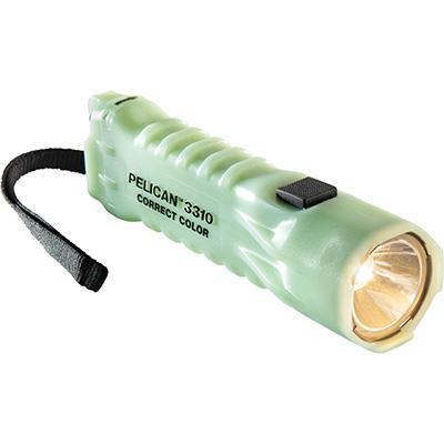 pelican 3310cc color flashlight strap