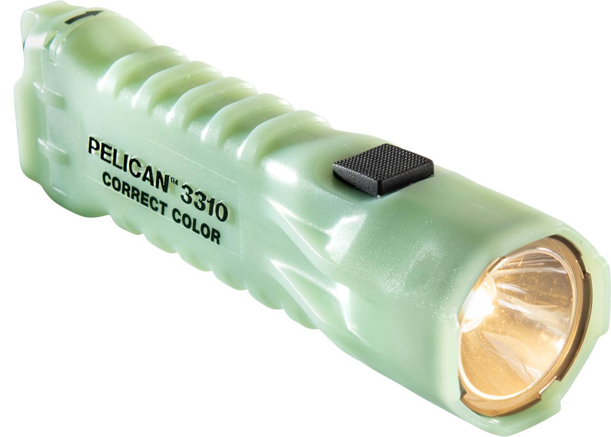 pelican 3310cc color flashlight
