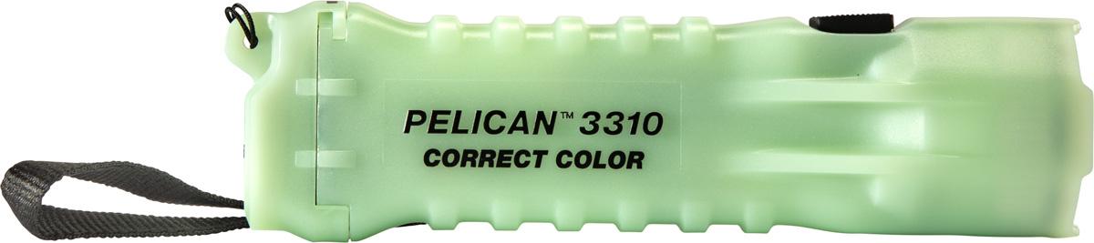 pelican 3310cc glow color flashlight