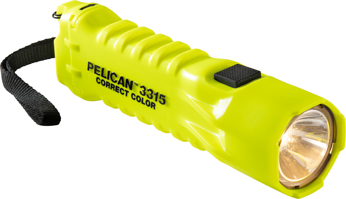 pelican 3315cc color flashlight strap