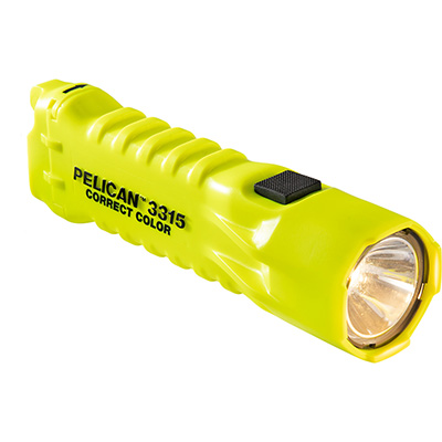 pelican 3315cc color flashlight