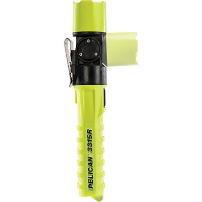 pelican adjustable head led safety flashlight