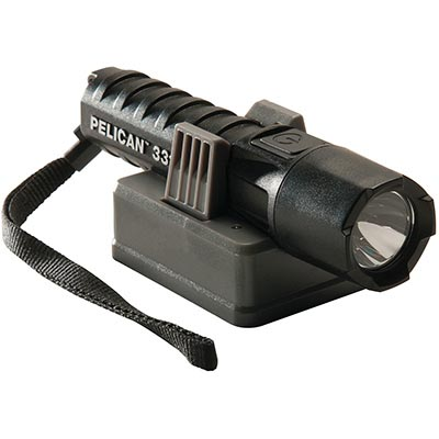 pelican rechargable led certified flashlight