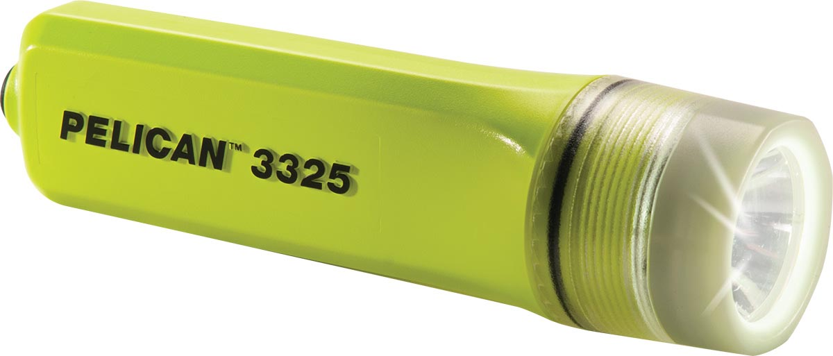 pelican 3325 led flashlight safety approved