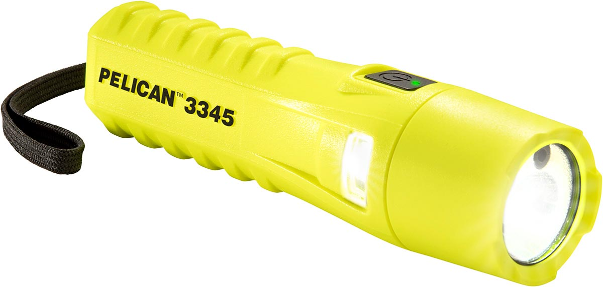 pelican 3345 safety certified flashlight