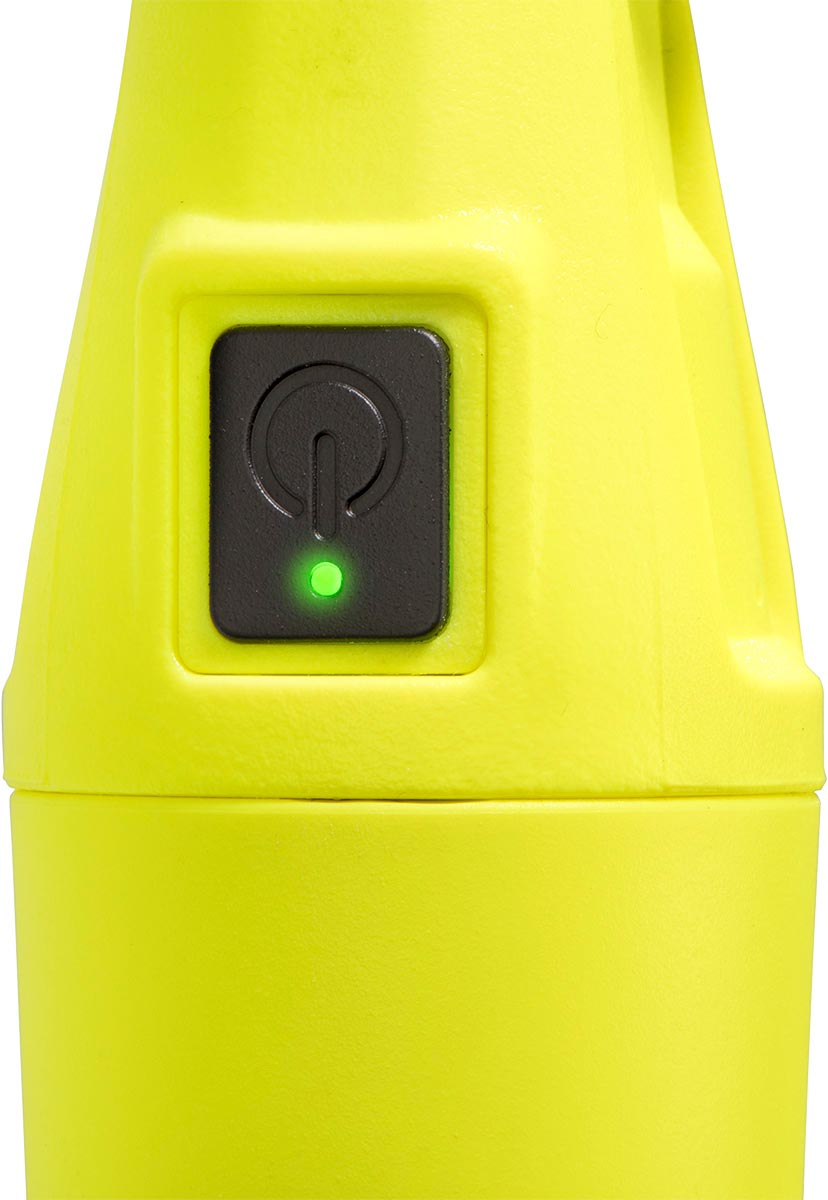 pelican safety led flashlight power switch