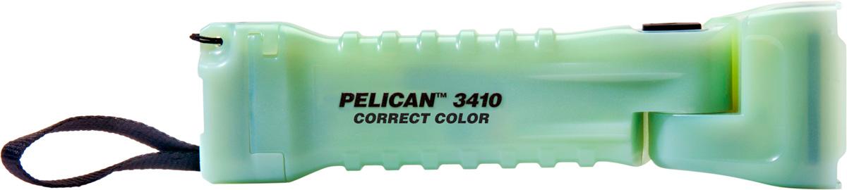 pelican 3410mcc glow color flashlight