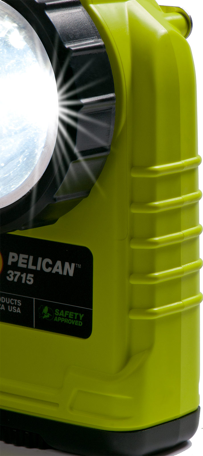 pelican 3715 right angle firefighter light