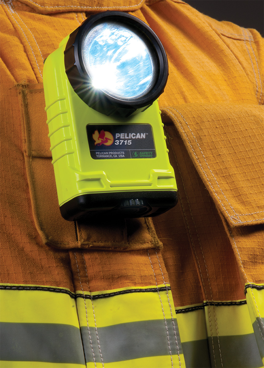 pelican firefighter safety approved flashlight