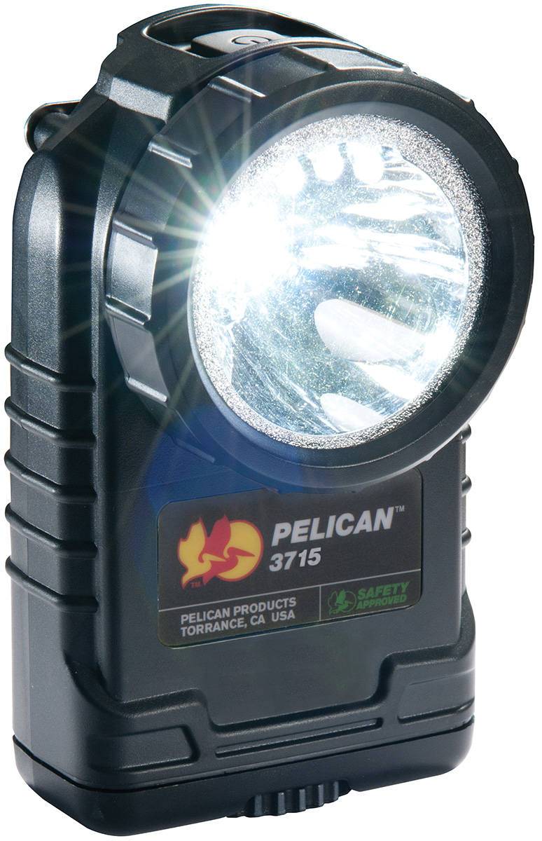 pelican safety approved angle spot light
