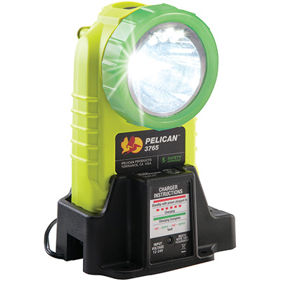 pelican 3765pl glowing led rechargable angle light