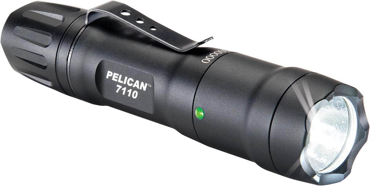 pelican 7110 tactical police flashlight